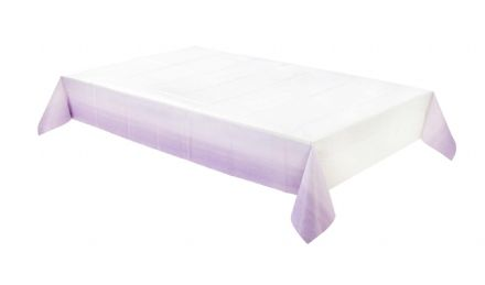 Purple / Lilac Party Table Cover